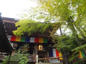 石山寺 本堂