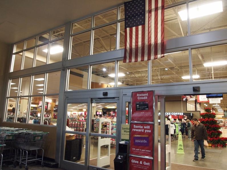 シアトル スーパーマーケット