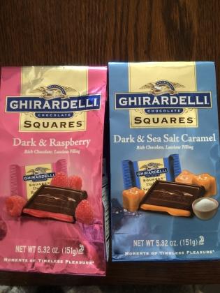 GHIRARDELLI チョコレート