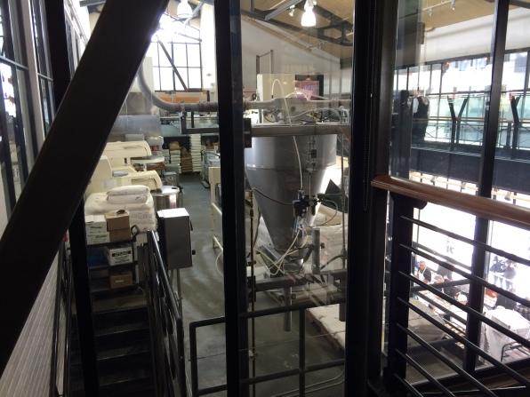 BOUDIN 工場